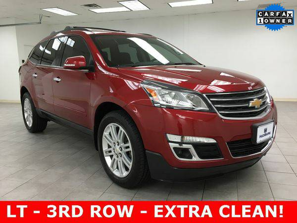 2013 *Chevrolet* *Traverse* LT - THE OKC PRICE LEADER!