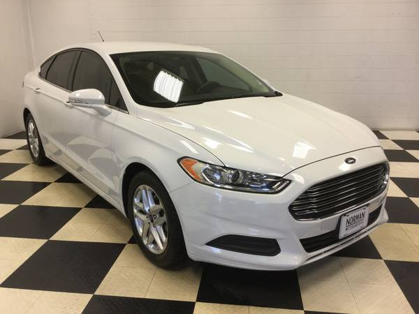 2013 FORD FUSION 1 OWNER! LIKE BRAND NEW! DRIVES PERFECT! SUPER CLEAN!