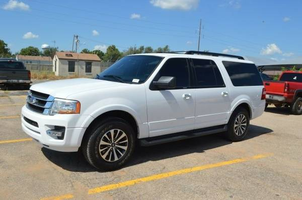 2016 FORD EXPEDITION EL**3RD ROW**LOADED**GARAGE KEPT**LIKE NEW**