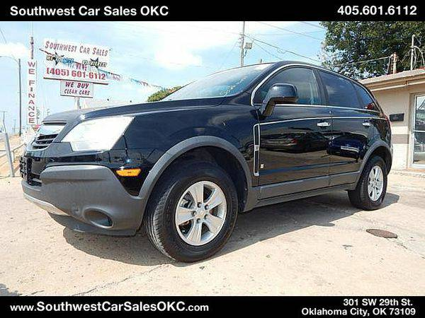 2008 *Saturn* *Vue* XE 4dr SUV - Home of the ZERO Down ZERO Interest!