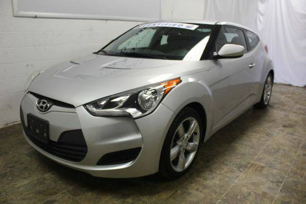 2014 *Hyundai* *Veloster* Base - ANY CREDIT, WARRANTY!