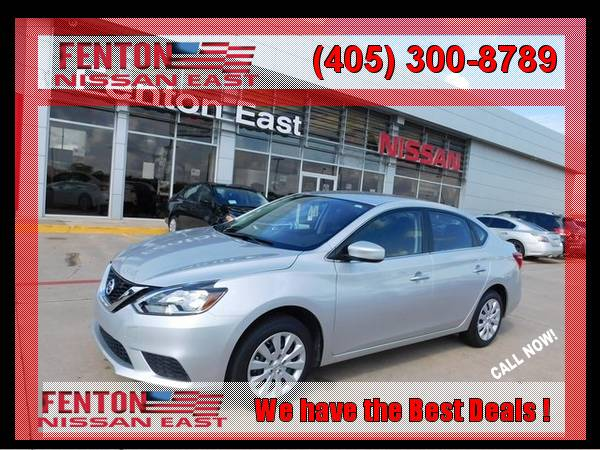 2016 Nissan Sentra S * S * Instant Financing!