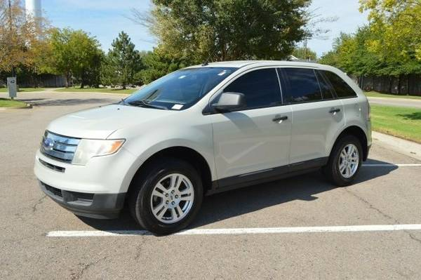 2007 FORD EDGE SE**SUPER NICE**CLEAN CARFAX**HURRY**NON SMOKER**