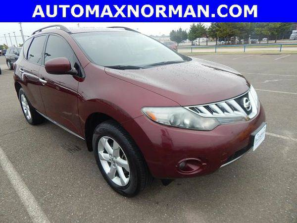 2010 *Nissan* *Murano* SL - Call or Text! Financing Available