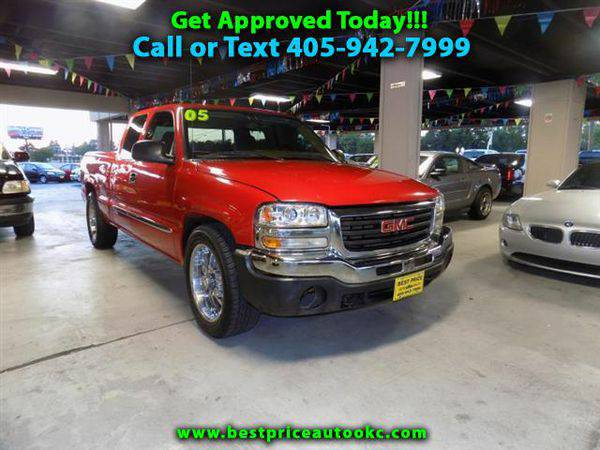 2005 *GMC* *Sierra* *1500* Ext. Cab Long Bed 2WD - Call or Text! Finan