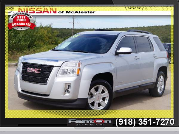 2013 GMC Terrain SLT 24 Hour Liquidation! CALL NOW!
