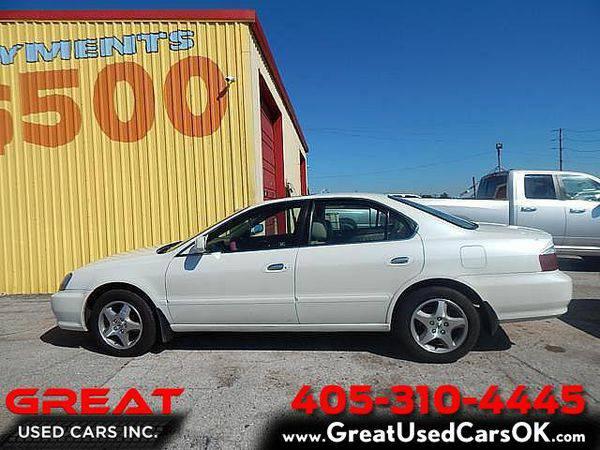 2003 *Acura* *TL* 3.2 4dr Sedan
