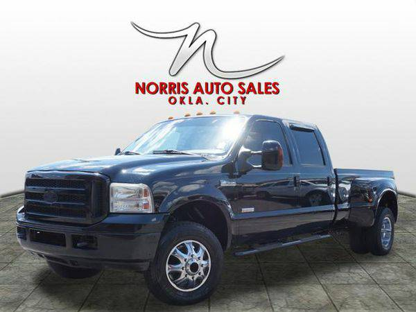 2007 *Ford* *F-350* *Super* *Duty* XLT PICKUP 4D 6 3/4