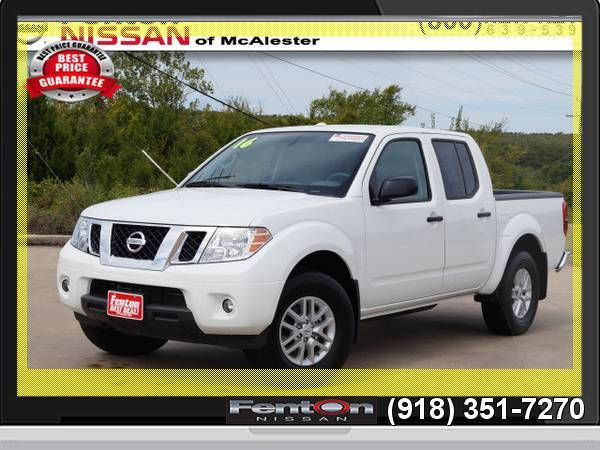 2016 Nissan Frontier SV 24 Hour Liquidation! CALL NOW!