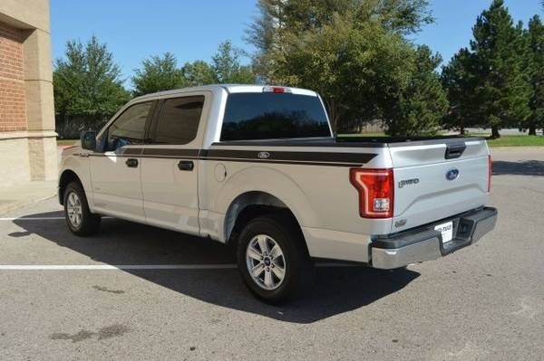 2016 FORD F150 4DR SUPERCREW**ONE OWNER**EXTRA CLEAN**FACTORY WARRANTY