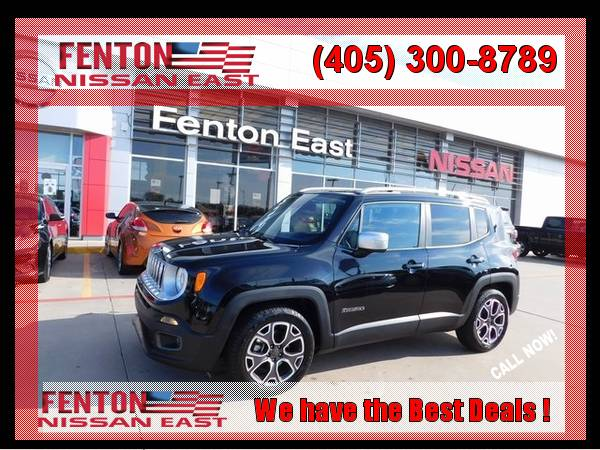 2016 Jeep Renegade Limited * Limited * Instant Financing!