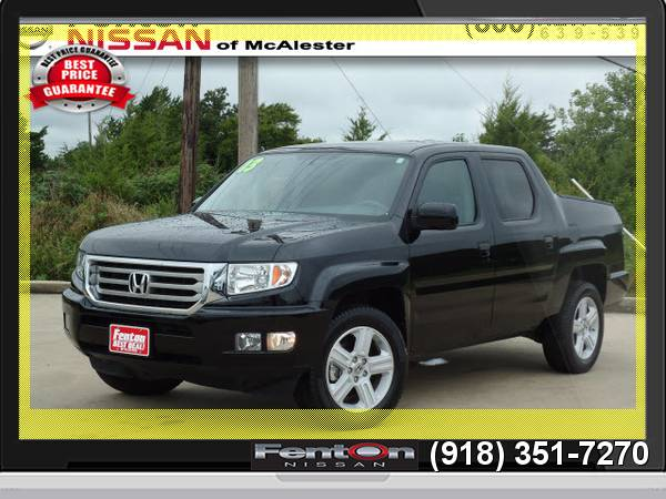 2013 Honda Ridgeline RTL 24 Hour Liquidation! CALL NOW!