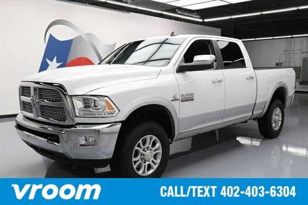 2014 RAM 2500 Laramie 7 DAY RETURN / 3000 CARS IN STOCK