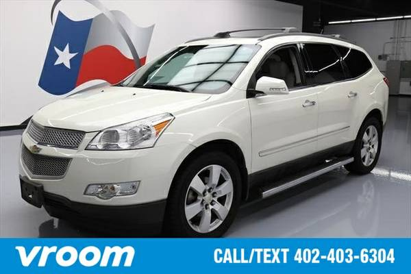 2012 Chevrolet Traverse LTZ 7 DAY RETURN / 3000 CARS IN STOCK
