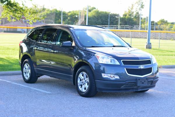 2012 Chevrolet Traverse*Only 70k miles*Power Train Warranty Included!