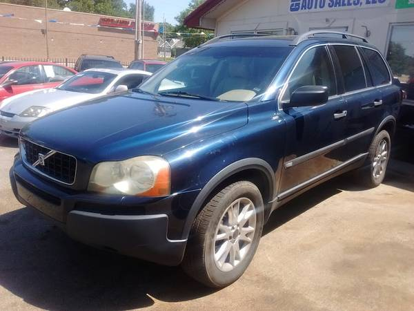 __2004 Volvo XC90, AWD, 114k, Sunroof, $4,500!!!