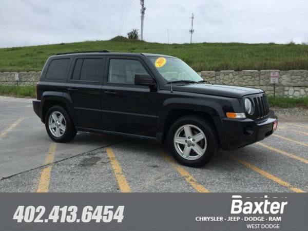 2010 Jeep Patriot Sport SUV MKTL74