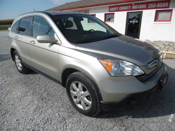 1 OWNER 2007 HONDA CRV AWD 79K MILES FINANCING AVAILABLE