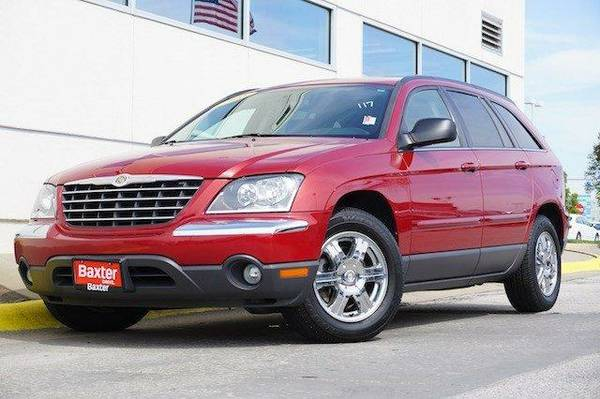 2006 Chrysler Pacifica 4dr Wgn Touring FWD Station Wagon 4dr Wgn FWD