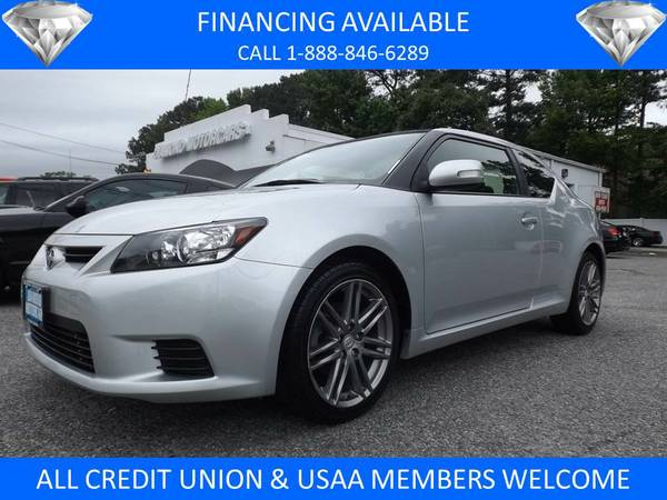 2013 SCION TC SILVER