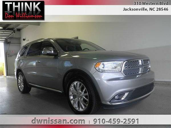2015 *Dodge Durango* Citadel - Good Credit or Bad Credit!