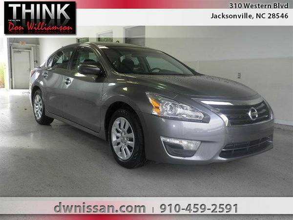 2015 *Nissan Altima* 2.5 S - Good Credit or Bad Credit!