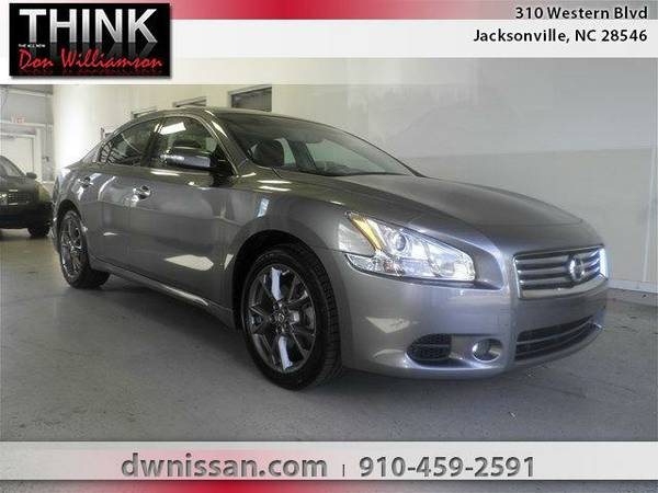 2014 *Nissan Maxima* 3.5 SV - Good Credit or Bad Credit!