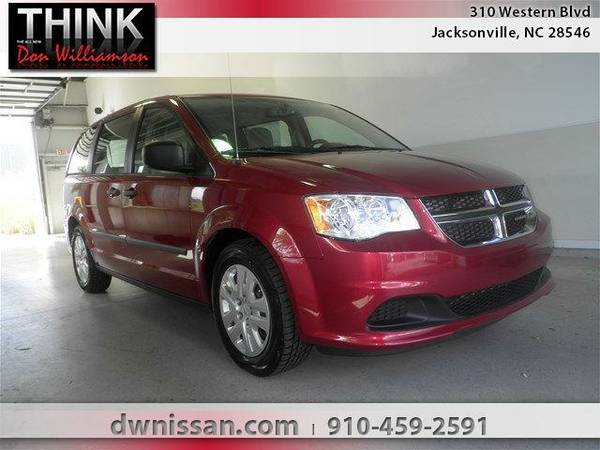 2014 *Dodge Grand Caravan* AVP/SE - Good Credit or Bad Credit!