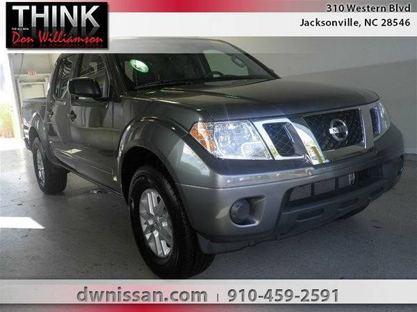 2016 *Nissan Frontier* SV - Good Credit or Bad Credit!