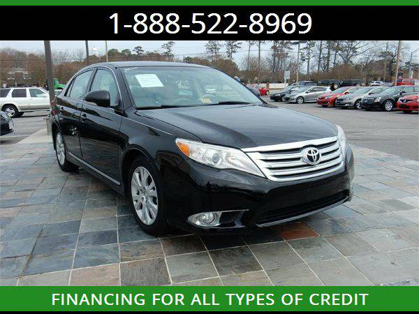 2011 TOYOTA AVALON Limited- #1 in USMC Approvals - Bad Credit OK