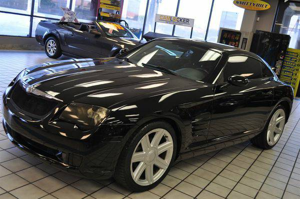 2005 *Chrysler* *Crossfire* Base GOOD AND BAD CREDIT FINCING