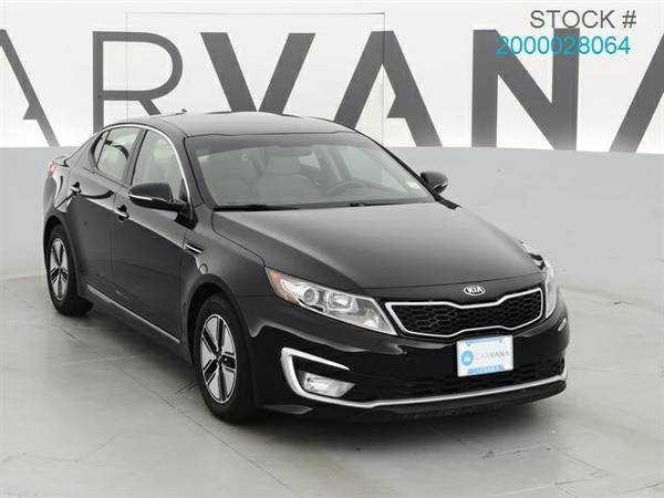2012 Kia Optima Hybrid EX Sedan