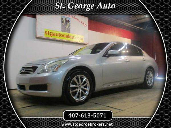 2007 *Infiniti* *G35* x AWD - Call or Text! Financing Available