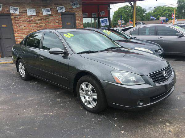 2006 *Nissan* *Altima* S -EVERY BODY GETS APPROVED!