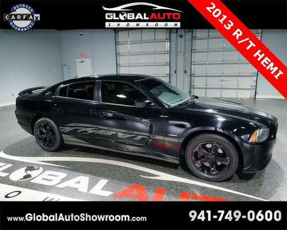 2013 *Dodge* *Charger* R/T *Over 100 in Stock-Indoor Showroom-SR 64