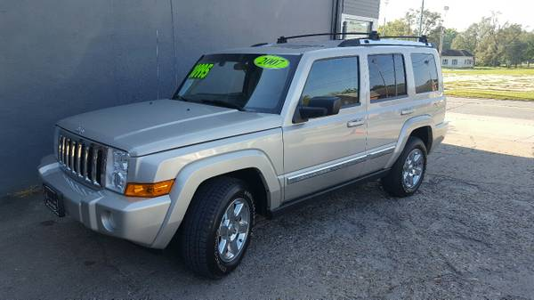 2007 Jeep Commander****FINANCING AVAILABLE*****