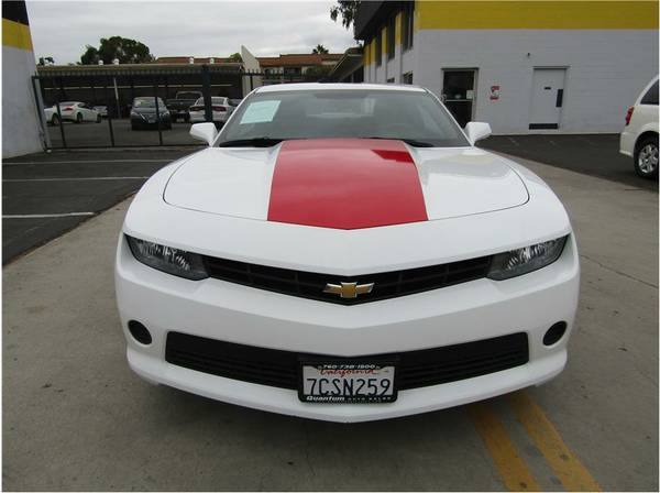 CHEVROLET CAMARO LS LOW MILES & EZ FINANCING ! CALL & APPLY ON SALE !