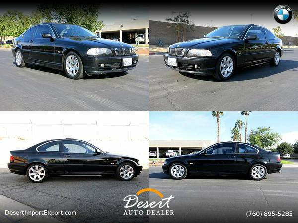 2000 BMW 325Ci Coupe which wont last long