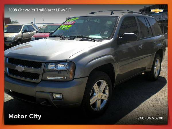 Stunning 2008 Chevrolet TrailBlazer LT 4X4 SUV LOADED
