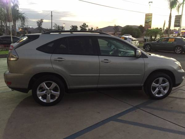 (2007 LEXUS RX-350 AUTOM, 6 CYLD) MANAGER SPECIAL, CALL