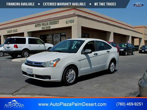 *2010* *Ford* *Focus SE* $192 /mo