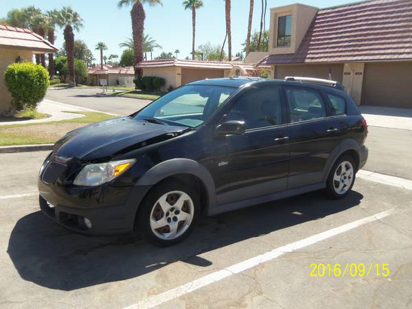 2008 Pontiac Vibe - Engine Purrs! Perfect Workhorse Vehicle!