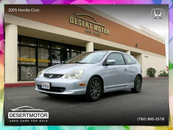 PRICE BREAK on this 2005 Honda Civic Hatchback