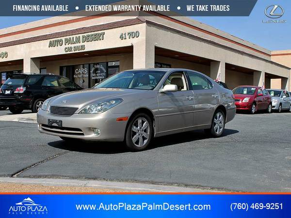 *2005* *Lexus* *ES 330* $206 /mo CARFAX ONE OWNER
