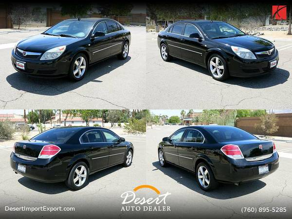 2007 Saturn Aura XE Leather Seat LOW MILES Sedan at a DRAMATIC...
