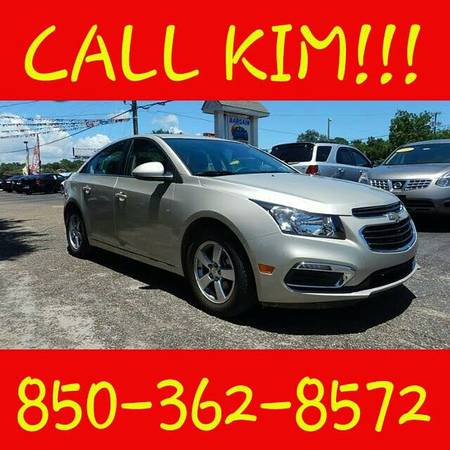 ~2016 Chevrolet Cruze Limited 1LT Auto~ GUARANTEED APPROVAL!!!