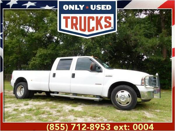 2005 *Ford F350* *F-350*F 350* Lariat Super Duty Dually (8cyl, 6.0L,...