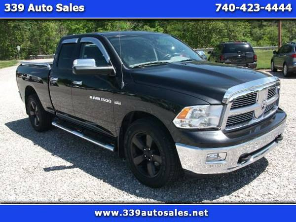 2011 Dodge Ram 1500 Club Cab Short Bed 4WD