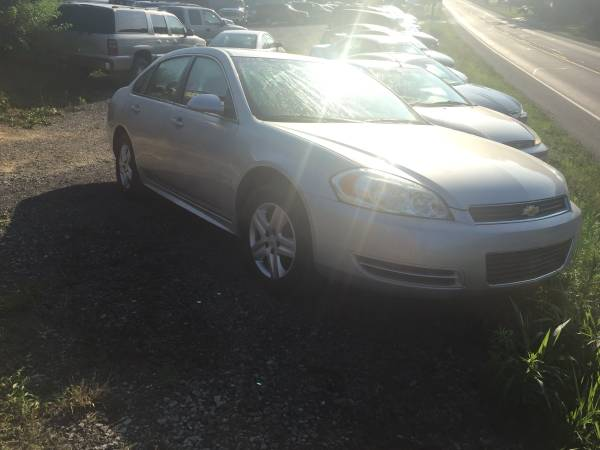 JUST TRADED 2010 CHEVY IMPALA 96,000 MILES!!!! TRADES WELCOME!!!