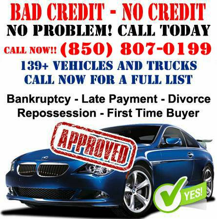 BAD CREDIT NO CREDIT WE SAY YES JUST $199 DOWN! WE SAY YES DRIVE NOW